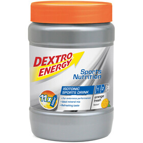 Dextro Energy Isotonic Sports Drink Sportvoeding met basisprijs Orange Fresh 440g